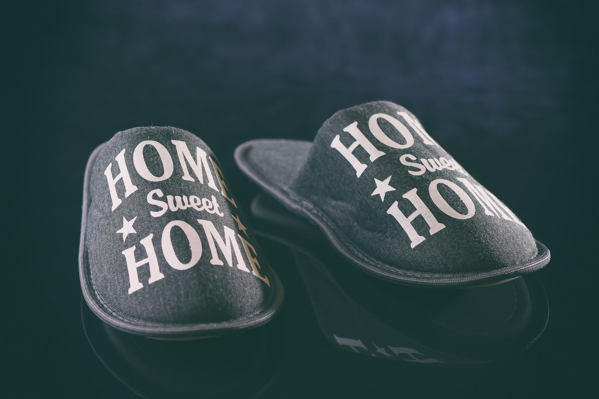 Jakie powinno być idealne obuwie domowe?