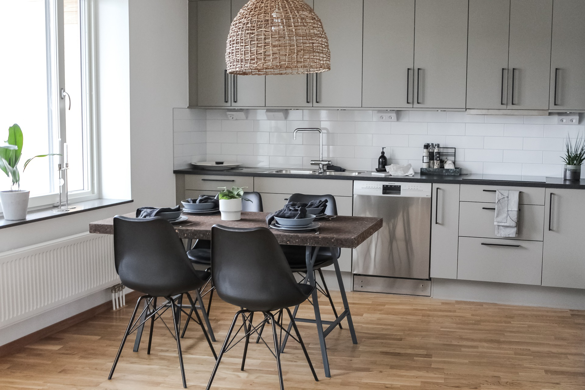 Jakie wyposażenie powinno znaleźć się w kuchni?
