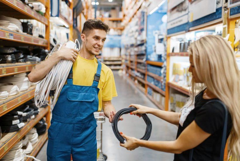 Co można kupić w sklepie elektrycznym?